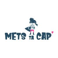 logo Mets ta cap', association qui donne des ailes aux enfants